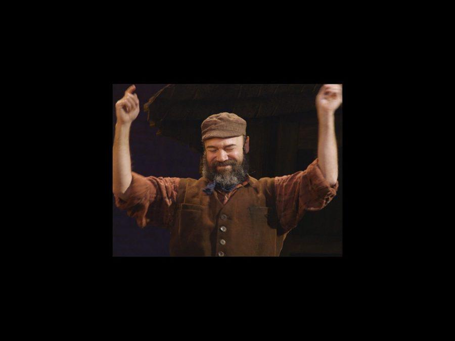 VS - Fiddler on the Roof Broll - 12/15 - Danny Burstein