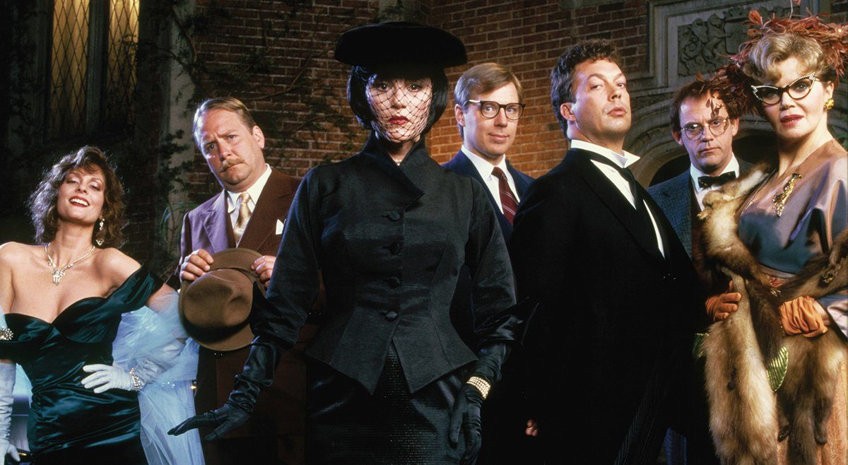PS - Clue the Movie - Paramount Pictures - 10/16