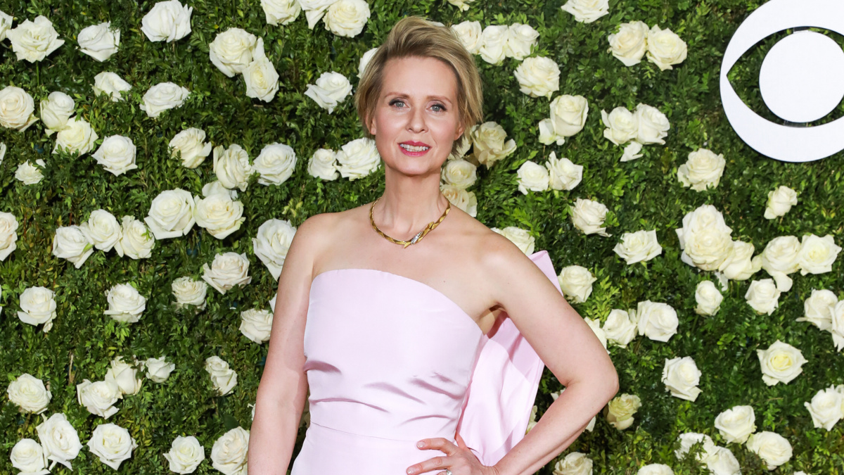 OP - Tony Awards - Cynthia Nixon - 6/17 - Emilio Madrid-Kuser